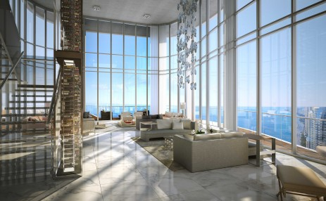Penthouse  Living