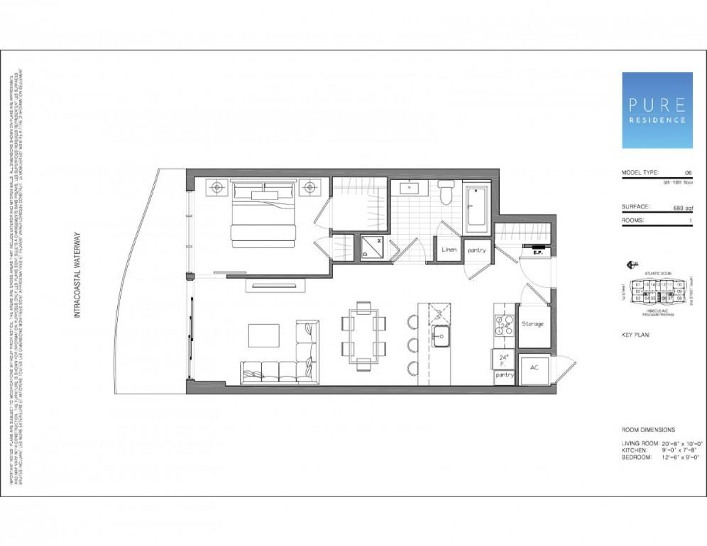 Floor Plans Condo