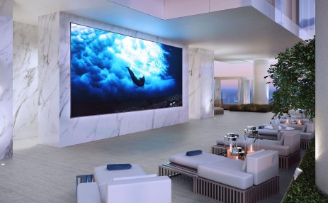 Lounge screen -Turnberry Ocean Club