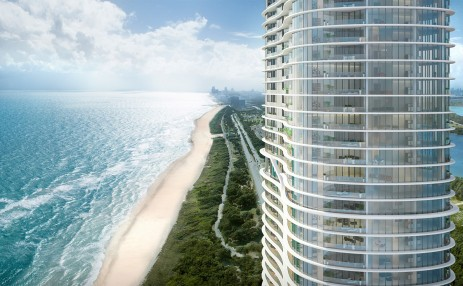 Southeast views - The Ritz-Carlton Residences