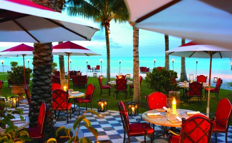 Beachfront Bar and Grill - Estates at Acqualina