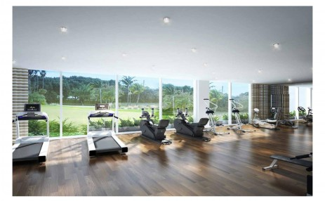 Fitness center Akoya