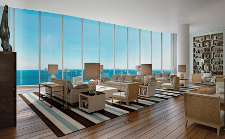 Club room - The Ritz-Carlton Residences
