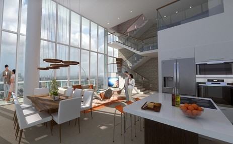 PentHouse Living  - SPARK on Edgewater