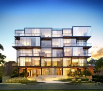 Building Exterior - Glasshaus in Grove