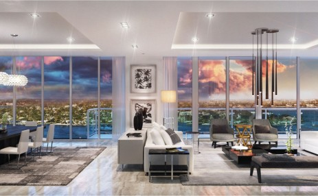Living Room - 33 Intracoastal