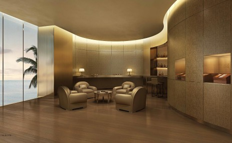 Cigar Room- Armani Residences