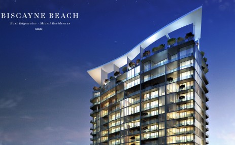 Night View  - Biscayne Beach