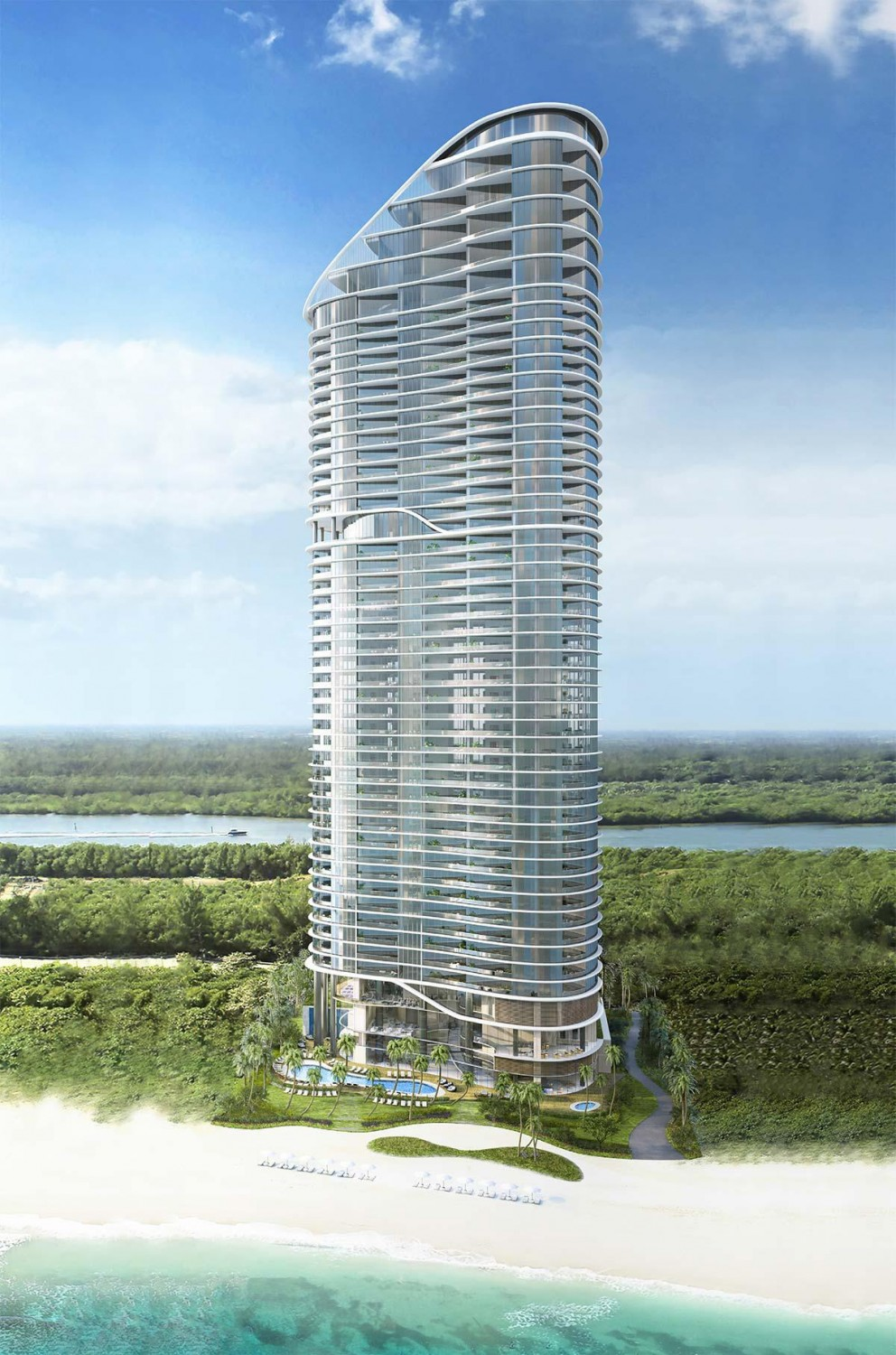 Exterior - The Ritz-Carlton Residences