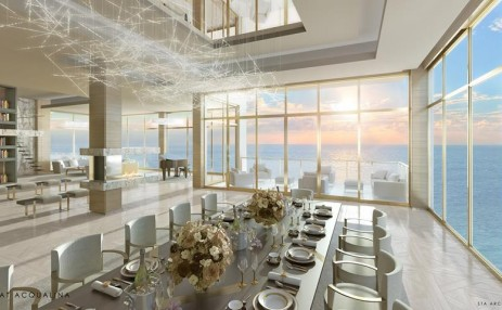 Dining Room - Estates at Acqualina
