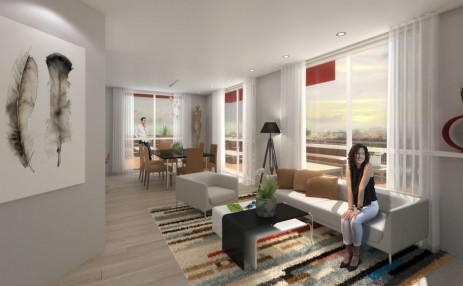 Living room - Corner - Edgewater 25