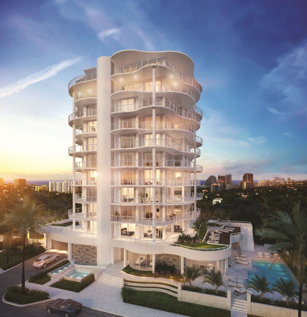Exterior - The Wave on Bayshore