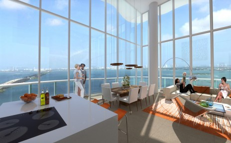 PentHouse Dining - SPARK on Edgewater