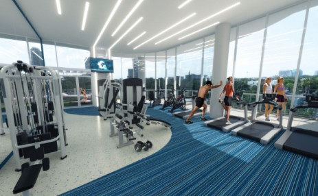 Gym  - SPARK on Edgewater