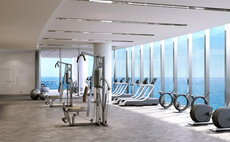 Fitness center - Turnberry Ocean Club