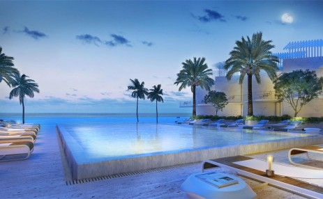 Pool - Turnberry Ocean Club