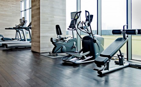 Fitness Center - The HighLands