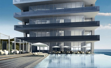 Pool - Aston Martin Residences