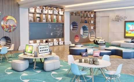 Kids Play Room - Estates at Acqualina