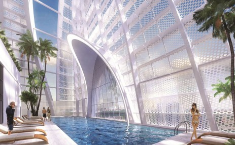 Okan Tower -SKY Pool