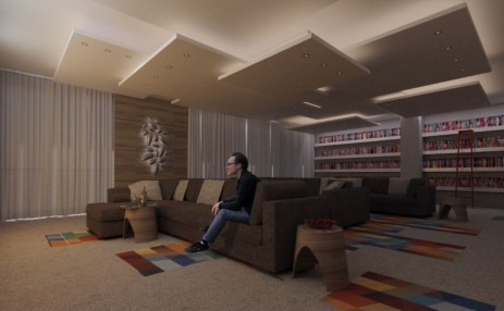 Theater Room- Edgewater 25