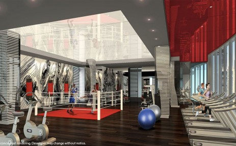 PARAMWC Fitness Center