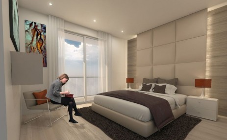 Master Bedroom - Edgewater 25