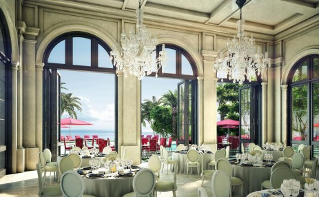 Restaurant iterior  - Estates at Acqualina
