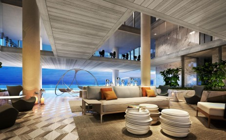 Lounge 2- Turnberry Ocean Club
