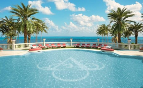 Outdoor Pool - Estates at Acqualina