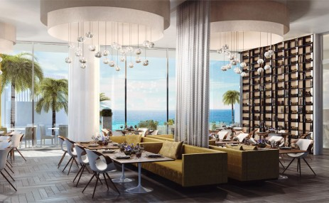 Restaurant - Turnberry Ocean Club