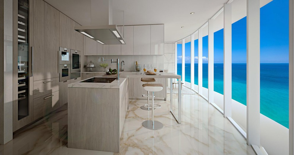 ... Kitchen   The Ritz Carlton Residences ...