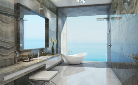 Bathroom - Estates at Acqualina