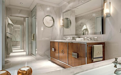 Bathroom - The Ritz-Carlton Residences