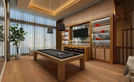 SOCIAL ROOM BILLIARDS