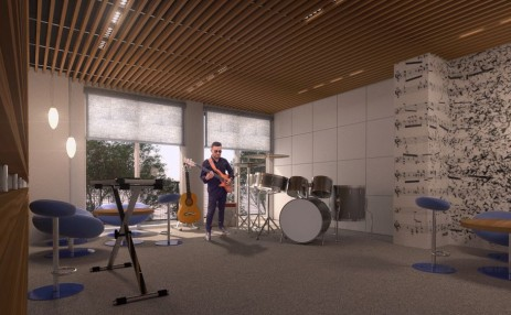 Music Room- Edgewater 25