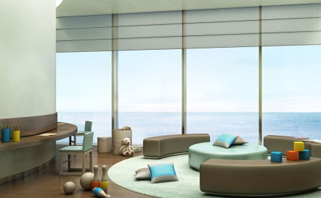 Kids Room - Armani Residences