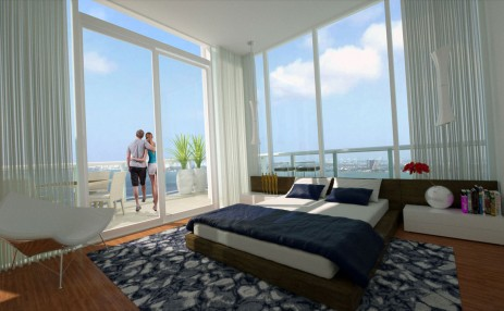 Bedroom - SPARK on Edgewater