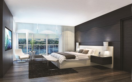 Master Bedroom - The Wave on Bayshore