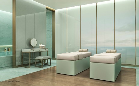 SPA -Treatment Room - Armani Residences