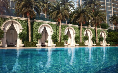 Cabanas - Estates at Acqualina