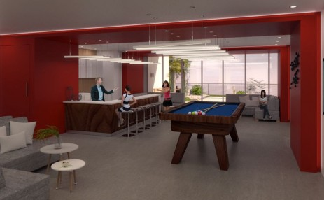 Recreation Room - Edgewater 25